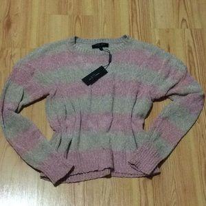 Romeo & Juliet couture velvet sweater NWT!